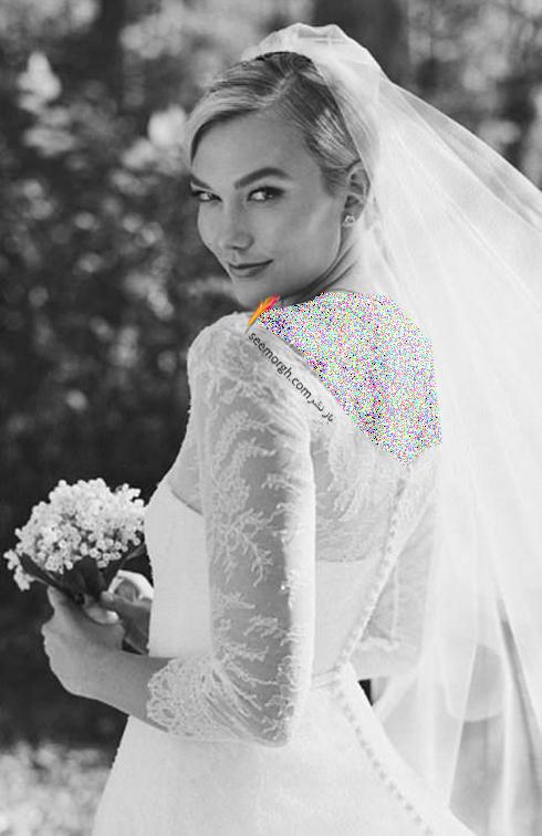 کارلی کلاوس,مراسم عروسی کارلی کلاوس,عروسی کارلی کلاوس,مراسم عروسی کارلی کلاوس Karlie Kloss و جاشوا کوشنر Joshua Kushne