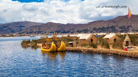 جزیره,عجیب ترین مکان ها,جزیره های عجیب,عجایب,تیتیکاکا