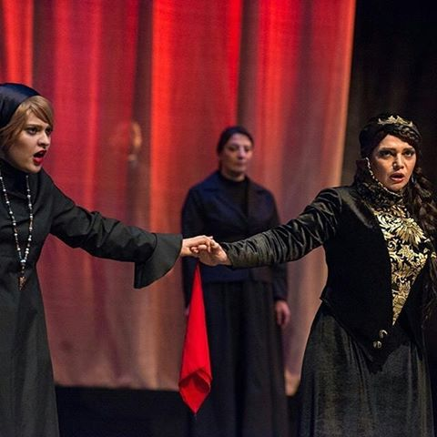 زنان بایگر,بازیگر زن,موضوع زن در تئاتر,فروش تئاتر
