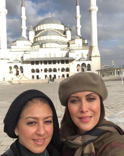 مهتاب کرامتی در ترکیه