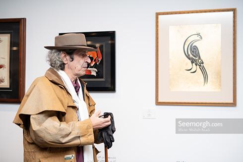 در جستجوی خود,افجه ای,احصایی,هنر معاصر,نمایشگاه هنری,نادر مشایخی