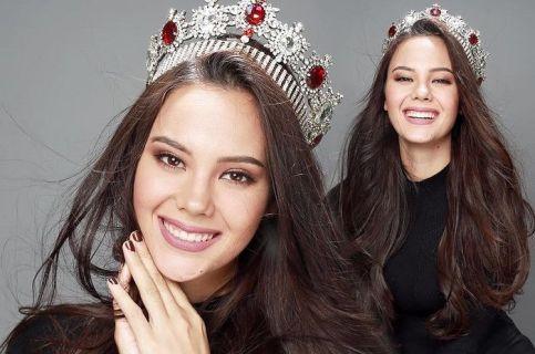 کاتریونا گری دختر شایسته 2018