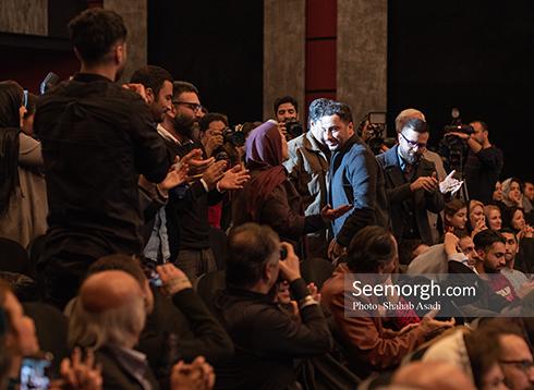 جشن منتقدان,برندگان جشن منتقدان,عکس های جشن منتقدان,نوید محمد زاده
