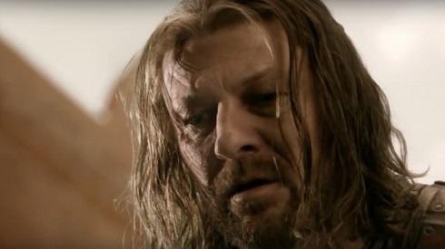 مرگ ناگوار ند استارک «بازی تاج و تخت» Game of Thrones