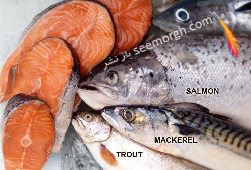 ماهی,امگا 3