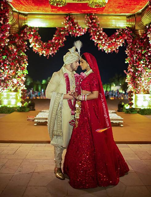 مراسم عروسی,مراسم عروسی پریانکا چوپرا,ازدواج,ازدواج پریانکا چوپرا,نیک جوناس,پریانکا چوپرا و نیک جوناس,مراسم ازدواج سنتی پریانکا چوپرا Priyanka Chopra