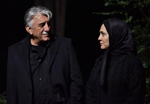 رضا کیانیان در عروس تاریکی,رویا نونهالی در عروس تاریکی,رویا نونهالی و رضا کیانیان,سریال عروس تاریکی