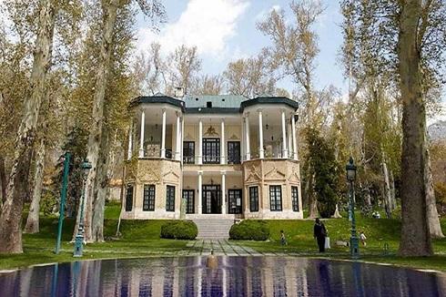 موزه های تهران,موزه سعدآباد,کاخ گلستان,موزه فرش,موزه آبگینه,موزه جواهرات