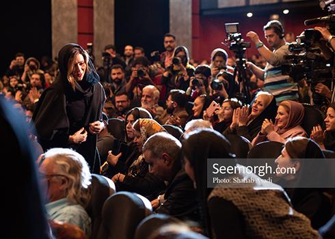 جشن منتقدان,برندگان جشن منتقدان,عکس های جشن منتقدان,سحر دولتشاهی