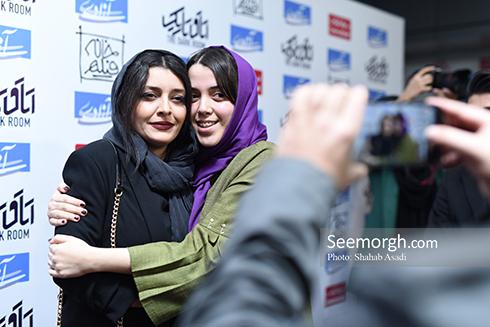 فیلم اتاق تاریک,اکران مردمی,ساره بیات,عکس ساره بیات,روح الله حجازی