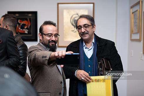 در جستجوی خود,افجه ای,احصایی,هنر معاصر,نمایشگاه هنری,شهرام شکیبا