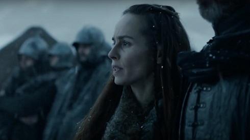 مرگ برثیون در «بازی تاج و تخت» Game of Thrones
