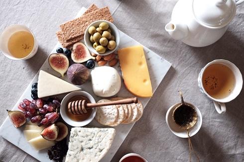 چای و پنیر