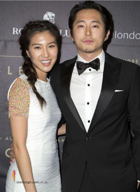 Joana Pak,Steven Yeun