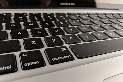 صفحه کلید کامپیتور