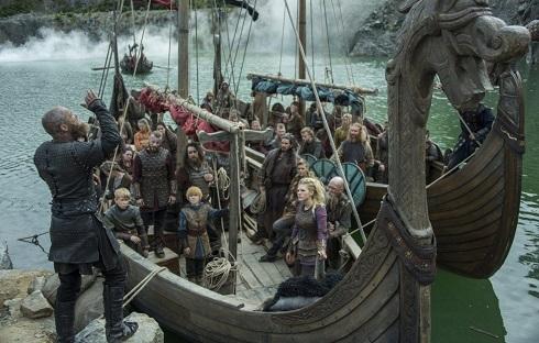 سریال وایکینگ ها,Vikings,مجموعه تلویزیونی وایکینگ ها
