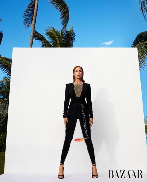 جنيفر لوپز,جديدترين عکس هاي جنيفر لوپز,عکس هاي جديد جنيفر لوپز,جديدترين عکس هاي جنيفر لوپز Jennifer Lopez روي مجله بازار HarpersBazaar -3