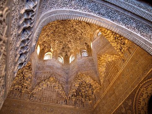 کاخ الحمرا اسپانیا