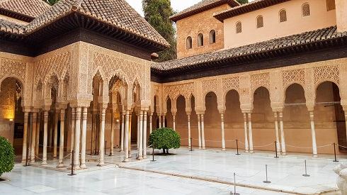 «قصر الحمرا»، جواهر گردشگری اسپانیا