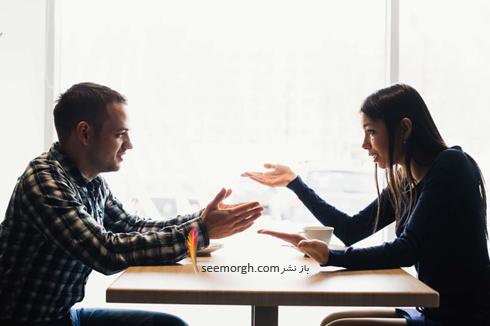 اثر کلمههايي که در روابط استفاده ميکنيد نقش بسزايي دارد,دعواهاي زناشويي,دعوا در زندگي مشترک