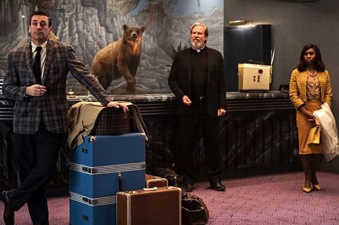 فیلم تاریخی,نقد فیلم,اوقات بد در الرویال,Bad Times at the El Royale