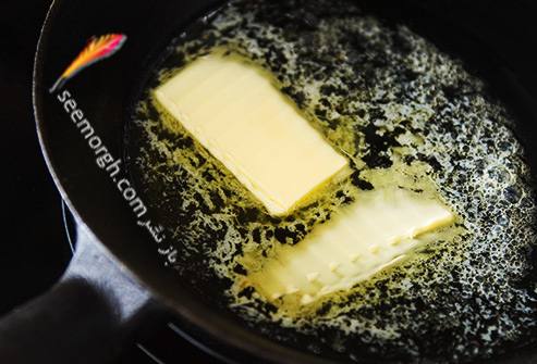 causes_of_bloating_butter_in_frying_pan.jpg