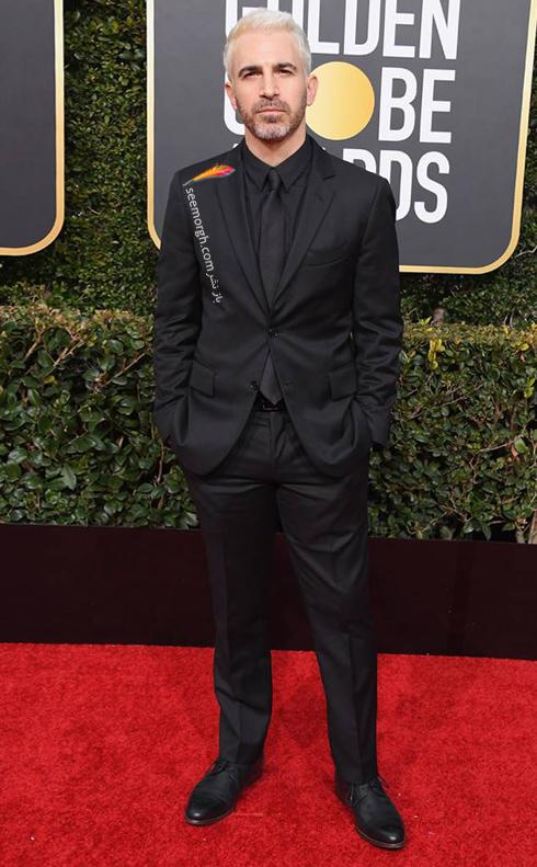 کت و شلوار,مدل کت و شلوار,يهترين مدل کت و شلوار,مدل کت و شلوار در گلدن گلوب,بهترين مدل کت و شلوار در گلدن گلوب 2019 - کريس مسينا Chris Messina