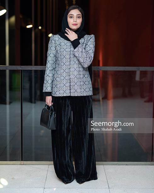 مدل مانتو,مدل مانتو در افتتاحیه جشنواره فیلم فجر,مدل مانتو در افتتاحیه جشنواره فجر 97 - دیبا زاهدی