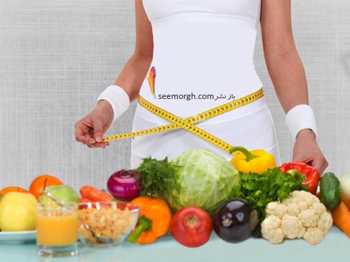 رژیم لاغری,رژیم لاغری 7 روزه,دومین روز رژیم لاغری : سبزیجات