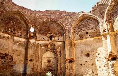 قزوین,سفر به قزوین,کافر گنبد,گنبد کافر,بنای تاریخی قزوین,سفر به قزوین
