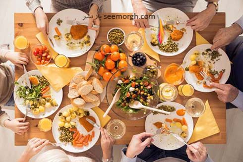 غذای سالم