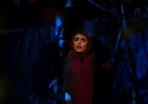 سریال ترسناک,سریال احضار,تصاویر سریال احضار,سریال ترسناک ایرانی,احضار در شبکه نمایش خانگی,نقد سریال احضار