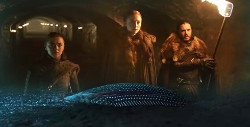 Game of Thrones,بازی تاج و تخت,فصل هشتم بازی تاج و تخت,فصل آخر بازی تاج و تخت,تریلر فصل هشتم بازی تاج و تخت