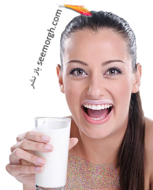 شیر خوردن