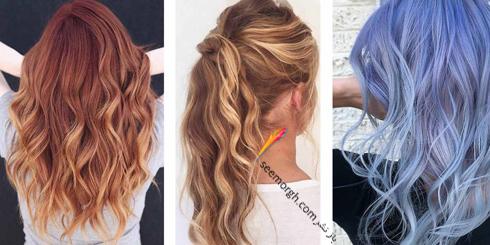 رنگ مو,اکسیدان,رنگ مو بدون مخلوط کردن با اکسیدان