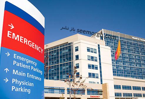 اورژانس,بیمارستان
