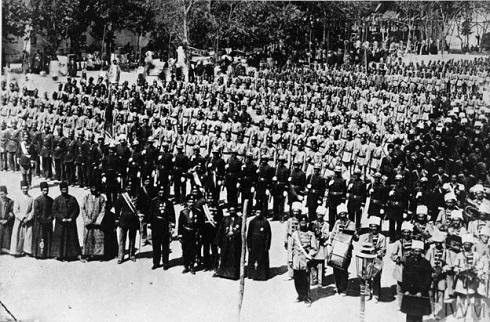 ایران قدیم,ایران در جنگ جهانی اول,جنگ جهانی اول,ایران گذشته
