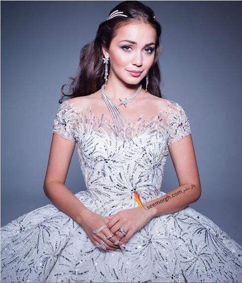 مراسم عروسی,گرانقیمت ترین مراسم عروسی روسیه,مراسم عروسی ثروتمندترین پسر روسیه,جواهرات Madonna در مراسم عروسی