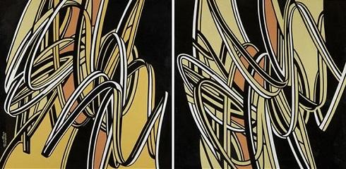 حراج تهران,فروش آثار در حراج تهران,حسین پاکدل,قیمت آثار حراج تهران,گران ترین آثار هنری,آثار هنری گران