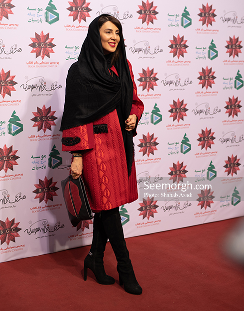 اکران مردمی,باغ کتاب,هشتگ خاله سوسکه,الناز حبیبی,بهاره کیان افشار,بازیگران هشتگ خاله سوسکه