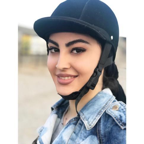 عکس مریم مومن بازیگر سریال بانوی عمارت