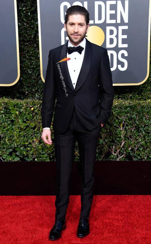 کت و شلوار,مدل کت و شلوار,يهترين مدل کت و شلوار,مدل کت و شلوار در گلدن گلوب,بهترين مدل کت و شلوار در گلدن گلوب 2019 - ميشل زيگن Michael Zegen