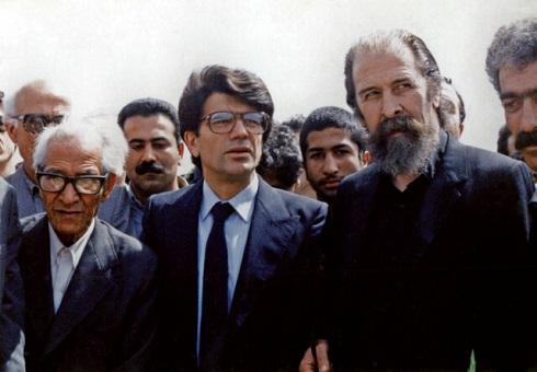 محمدرضا شجريان در جواني