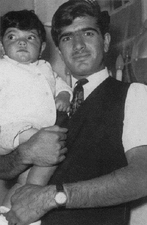 محمدرضا شجريان و فرزندش