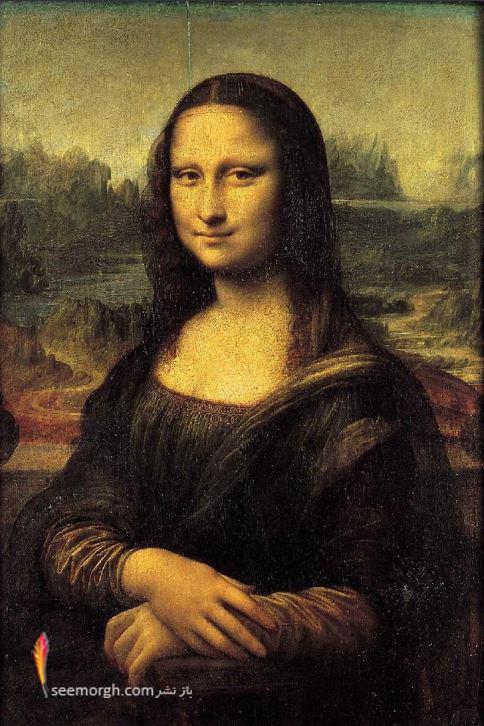 مونالیزا,داوینچی