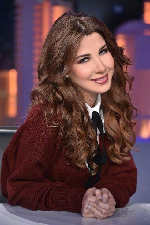نانسی عجرم خواننده عرب
