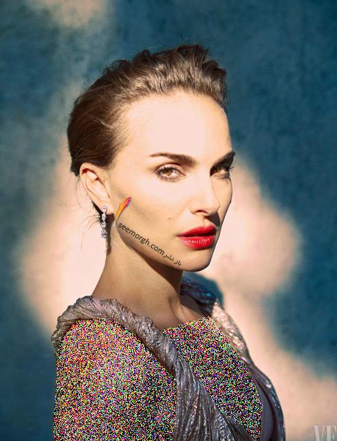 ناتالی پورتمن,عکس های جدید ناتالی پورتمن,جدیدترین عکس های ناتالی پورتمن,عکس های جدید ناتلی پورتمن Natalie Portman برای مجله ونتی فر Vanity Fair