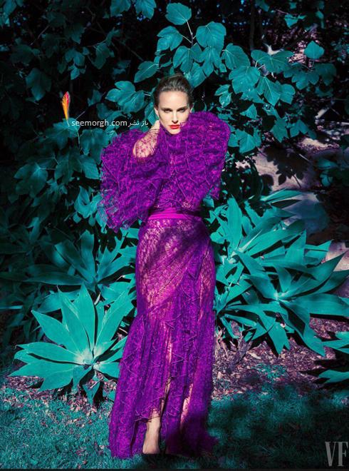 ناتالی پورتمن,عکس های جدید ناتالی پورتمن,جدیدترین عکس های ناتالی پورتمن,عکس های زیبای ناتلی پورتمن Natalie Portman برای مجله ونتی فر Vanity Fair