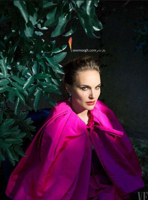 ناتالی پورتمن,عکس های جدید ناتالی پورتمن,جدیدترین عکس های ناتالی پورتمن,جدیدترین عکس های ناتلی پورتمن Natalie Portman برای مجله ونتی فر Vanity Fair