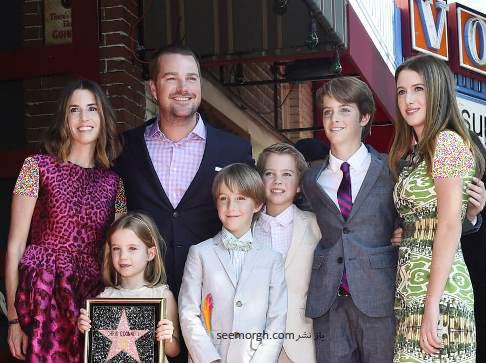 مادران هالیوود,مادران فداکار هالیوود,مادر فداکار,کریس اودانل